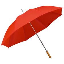 Damen-accessoires Impliva Xxl 130 Cm Damen Schirm Stockschirm Regenschirm Umbrella Kleidung & Accessoires Orange