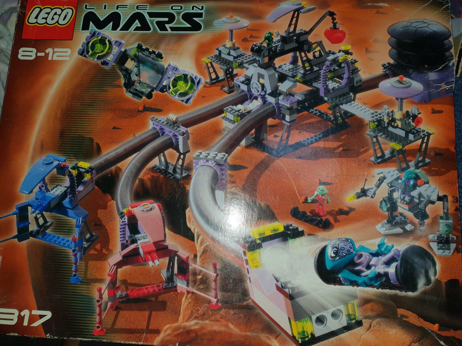 Aero-LEGO colgador del tubo 7317