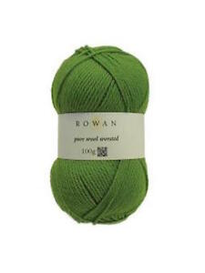Rowan Pure Wool Superwash Worsted - VARIOUS SHADES - 100g balls RRP £8.25!