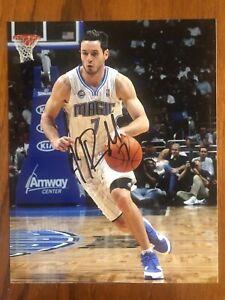 J.J. Redick Signed 8x10 Photo Orlando Magic Duke Autograph