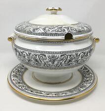 Wedgwood Florentine Soup Tureen Lid Saucer SL1