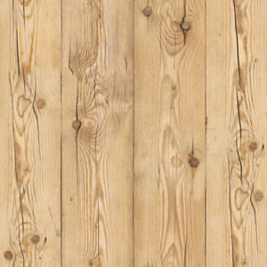 Clearance Sale Wood Panel Contact Paper Wallpaper Peel