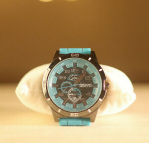 Atlas-for-men-Watch-horloge-cyan-WORKING