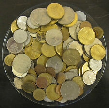 Lot Of 120 Mixed Old Israel Coins Free International Shipping