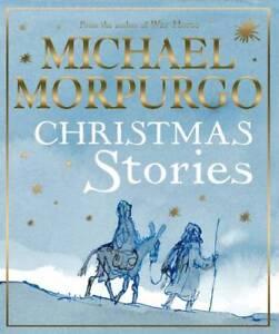 Michael-Morpurgo-Christmas-Stories-Morpurgo-Michael-New-Book