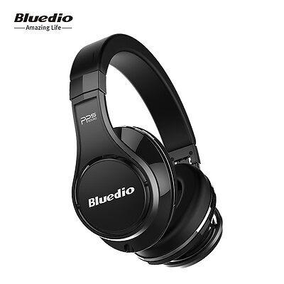 Bluedio U ( UFO ) Auriculares Inalámbricos Bluetooth de Diadema Headphone Negro