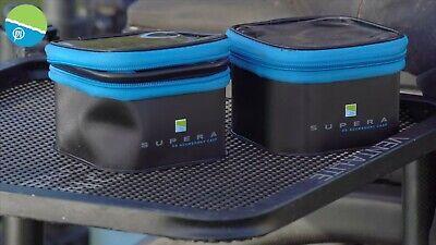 Livraison Gratuite P0130098 * NOUVEAU Preston Innovations SUPERA XS EVA Accessoire Case