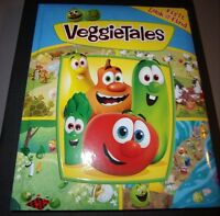 Veggietales First Look And Find For Toddlers Search Point Match Book