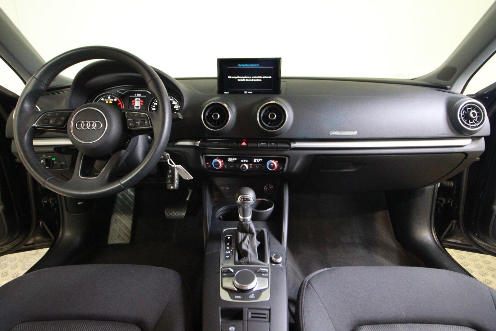 Audi A3 TFSi Sportback  S-tr.