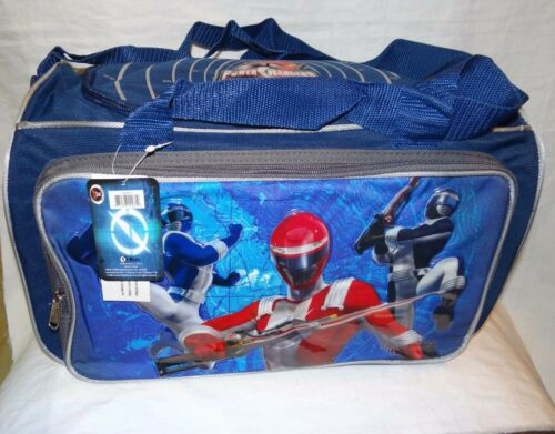 """NWT POWER RANGERS  OPERATION OVERDRIVE DUFFLE BACKPACK 9/"""" X16/"""""""
