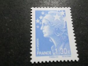 France 2009 Timbre 4419, Couleurs Marianne Beaujard Europe, Neuf**, Mnh Stamp