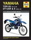 Yamaha TZR125 '87 to '93 and DT125R '88 to '07 by Haynes (Paperback, 2008)