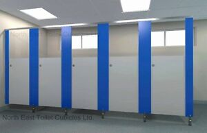 Toilet Cubicles & Fittings - Price is per Cubicle
