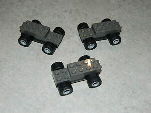 Image Is Loading Lego 3x Pull Back Motors With Wheels Sleek