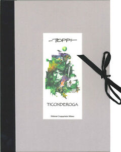 Sergio-Toppi-TICONDEROGA-Edizioni-Crapapelada-Papel