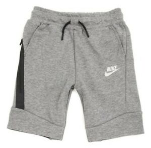 ad649c351132 NIKE SPORTSWEAR TECH FLEECE BOY S SHORTS SZ  6 (86B204-GEH) RETAIL ...