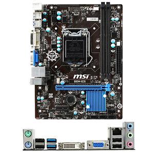 MSI-B85M-IE35-Para-Intel-Socket-Lga-1150-Placa-Madre-PC-microATX-DDR3-Placa