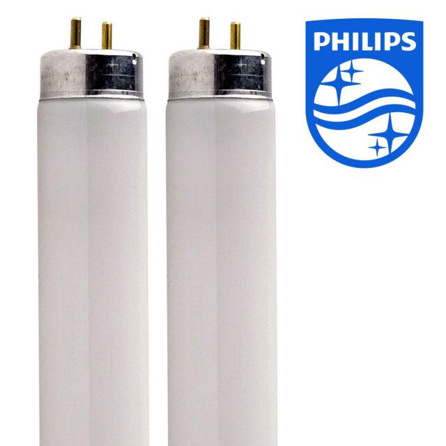2 x 6ft F70w (70w) T8 Fluorescent Tube 840 [4000K] Cool White (Philips 70840)