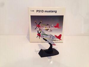 """Aeroart P51d Mustang """" Bunnie """" - Capt 1:144 Échelle Neuf 31442"""