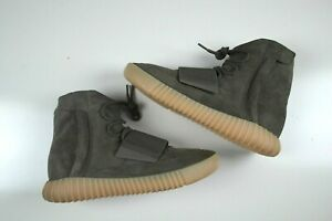 new product 46f05 f419a Details about Adidas Yeezy Boost 750 Chocolate Brown Gum Mens Size 9.5  Fashion High Top