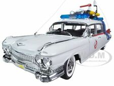 "1959 CADILLAC AMBULANCE ECTO 1 ""GHOSTBUSTERS 1"" MOVIE 1/18 BY HOTWHEELS BCJ75"