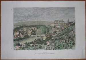 1878-Reclus-print-TUBINGEN-GERMANY
