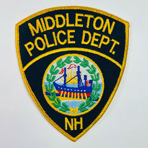 Middleton-Police-New-Hampshire-Patch