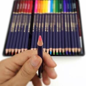 Watercolor Pencils Set Drawing Crayons Colored Pens Art ...