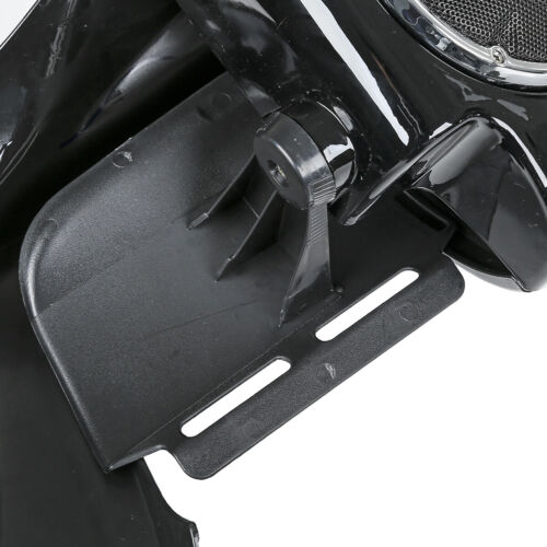 Lower Vented Leg Fairing /& 6.5/'/' Speakers w// Grills For Harley Electra Glide