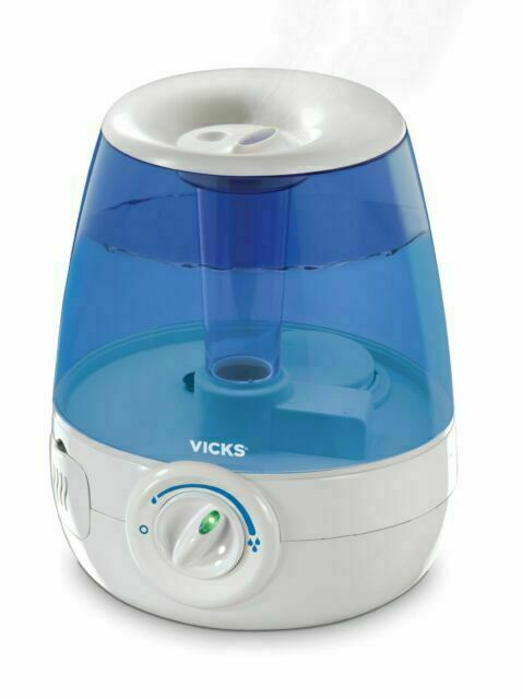 Vicks V4600 1.2gal. Cool Mist Humidifier