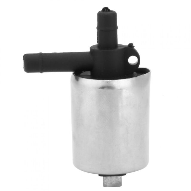 DC 12v Small Mini Plastic Solenoid Valve 6mm FR Water Gas Air Normally Closed for sale online