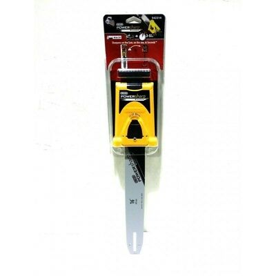 """542314 OREGON 16/"""" POWERSHARP CHAINSAW GUIDE BAR WITH A041 BAR MOUNT"""