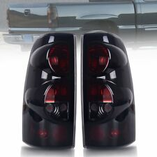 Tail Lights for 1999-2006 Chevy Silverado/1999-2003 GMC Sierra Brake Rear Lamps