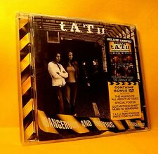 CD t.A.T.u. Dangerous And Moving 12TR + DVD 2005 LTD Pop Rock, Synth-pop