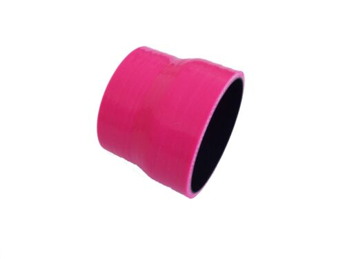 Pink 2/'/' to 3/'/' 51//76 Straight Silicone Coupler Reducer Intercooler Turbo Hose