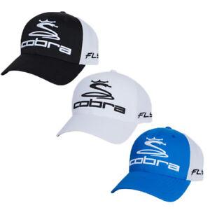 New-Cobra-Fly-Z-Golf-Pro-Tour-Sport-Mesh-Cap-Hat-Multiple-Colors