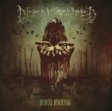 Decapitated - Blood Mantra CD+DVD 2014 digipack death metal Nuclear Blast press