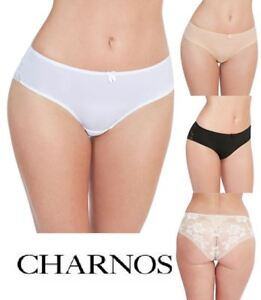 Charnos 138910 2 Pack Maxi Brief in Nude