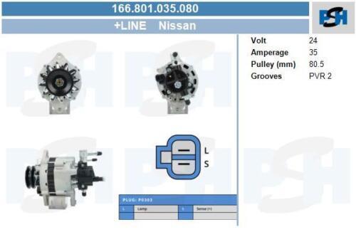 Generator 166.801.035.080
