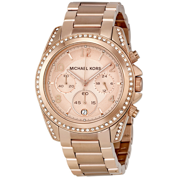 MICHAEL KORS - MK5263 Orologio Donna Blair Al quarzo - cassa 39 mm