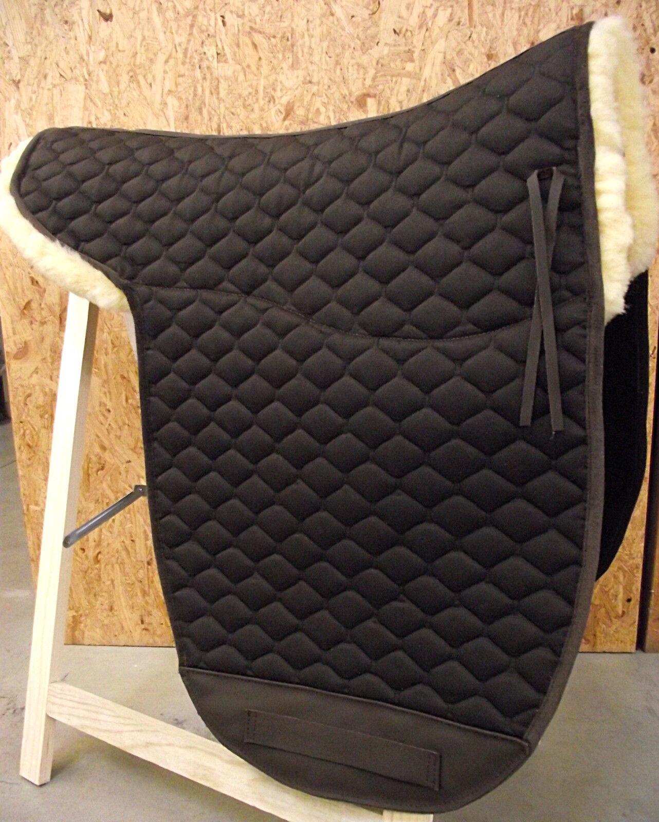 Speciale Agnello bastone Sella Coperta con ampio 45 cm foglio  tenta coperta Sella
