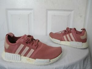 7031c63f7a65c3 ADIDAS NMD R1 RUNNER W NOMAD WMNS PEACH PINK SALMON BOOST S76006 US ...