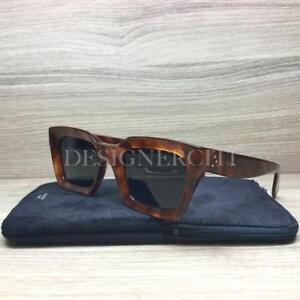 47b5ec9c748e Celine CL 41450/S 41450 Sunglasses Havana O86 Authentic 50mm | eBay