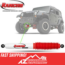 Rancho RS5000 Steering Stabilizer for 2007-2018 Jeep Wrangler 4WD JK RS5401