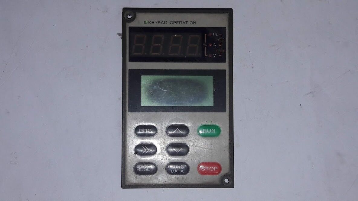 Fuji TP-G9S Keypad Operation Control Panel TPG9S