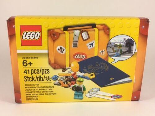 LEGO 5004932 TRAVEL COMPANION Minifigure Pack 41 pcs NEW ⛵