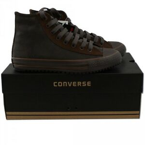 Converse Boot Mid Leatherin Braun 41,5 chocolate 105821