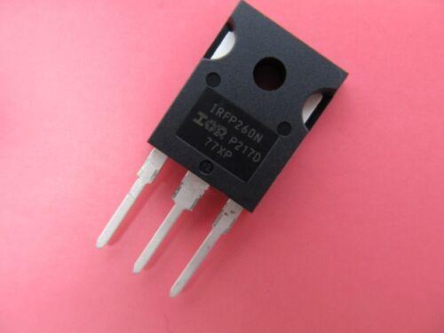 1PCS IRFP260N IRFP260 Manu: IR Encapsulation: TO-247 HEXFET Power MOSFET NEW