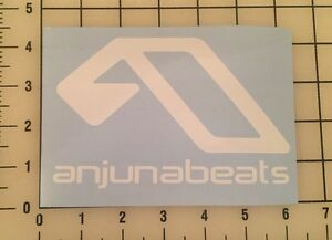 Anjunabeats-6-034-Wide-White-Vinyl-Decal-Sticker-Bogo
