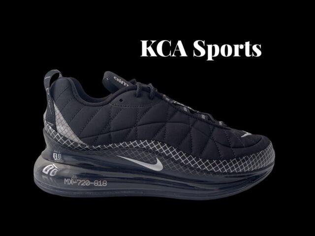 Nike MX-720-818 Black/Metallic Silver Men's Size US 8.5| Women's US 10(BoxNoLid)